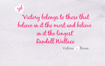 10 Quotes To Encourage You To Celebrate Your Victories Not Your Defeats