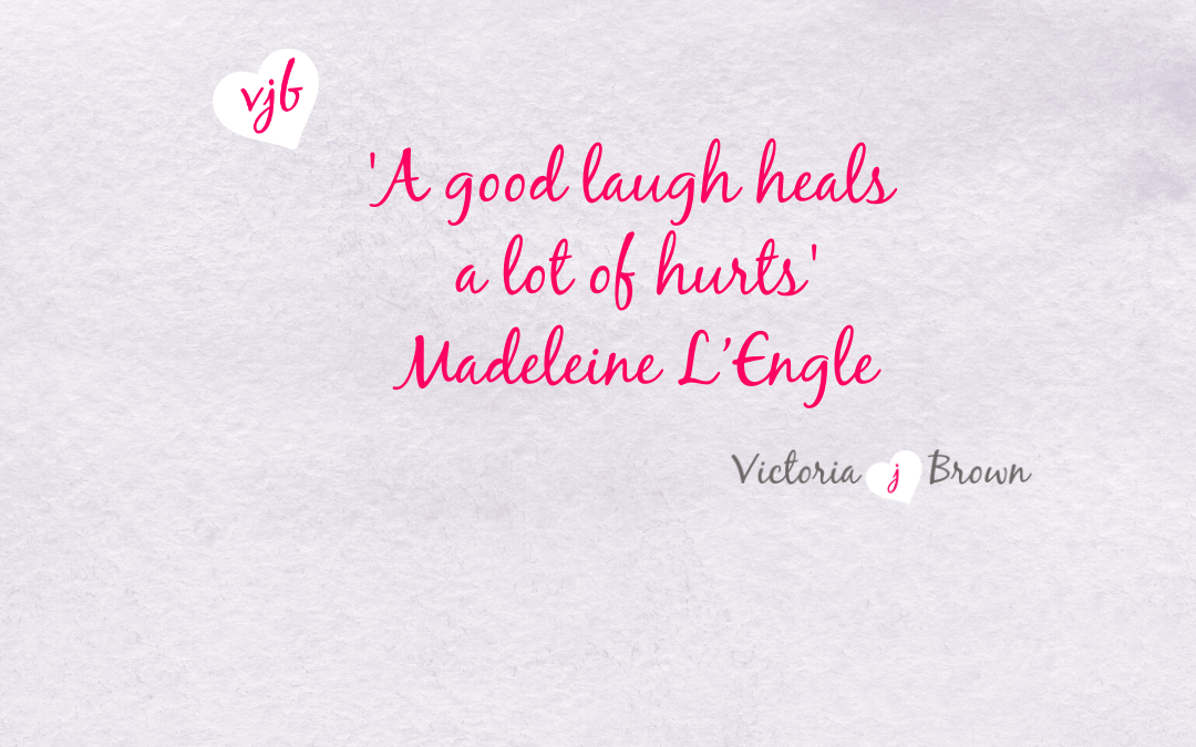 WORLD LAUGHTER DAY! Surround yourself with fun & quirky quotes to help keep you laughing!